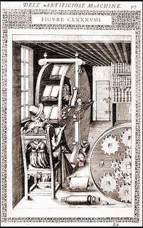 Engineer as Artist in 1588