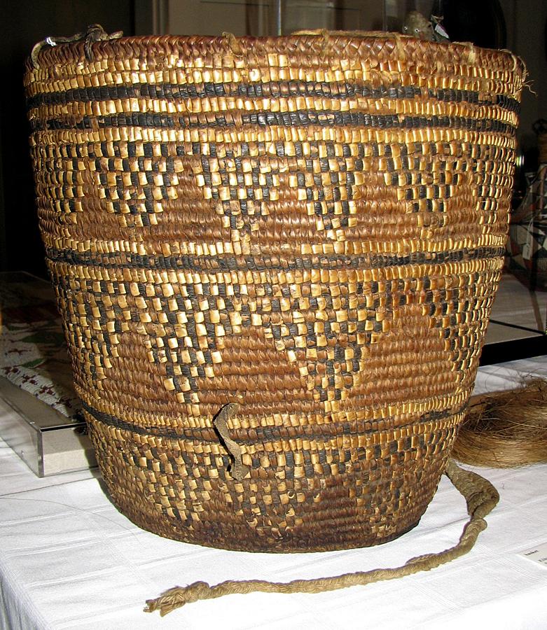 Indian Basket Weaving Kits : Anasazi wander artists
