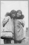 Eskimo girls, ca. 1915