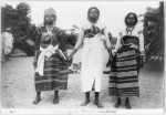Girls from Madagascar, ca. 1920