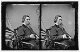 Oliver Halstead, ca. 1865