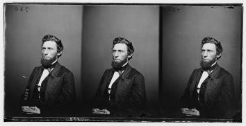 Sidney Edgerton, ca. 1860