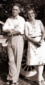 Arthur Franklin Palmer, Jr. & Abbie Housel Palmer