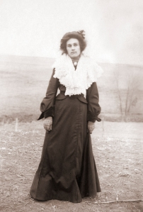 Georgia Alma Guthrie Palmer