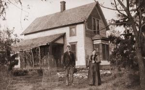 Joseph Thomas Palmer & Lydia Ann Brinson Palmer