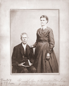 William Henry Palmer & Permelia Higgs Palmer