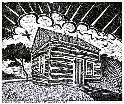Palmer-Epard Cabin - Homestead National Monument