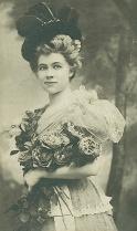 Caroline Lockhart ca. 1890