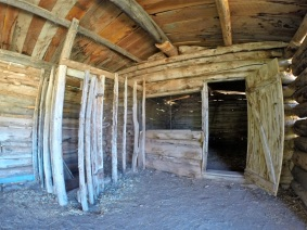 Lockhart Ranch livestock pens