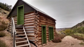 The Post Office at Hillsboro Ranch
