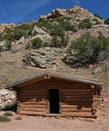 cabin at Lockhart