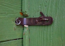 historic door latch