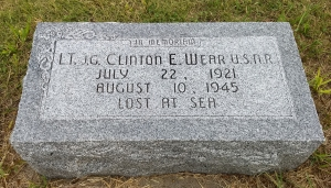 My Grandpa Clinton (Clem) Wear