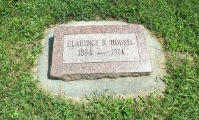 My great Uncle Clarence